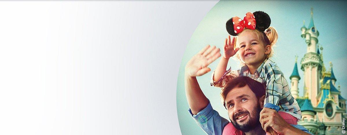 Wycieczka do Disneyland Paris do wygrania w promocji Citi Handlowy i Mastercard