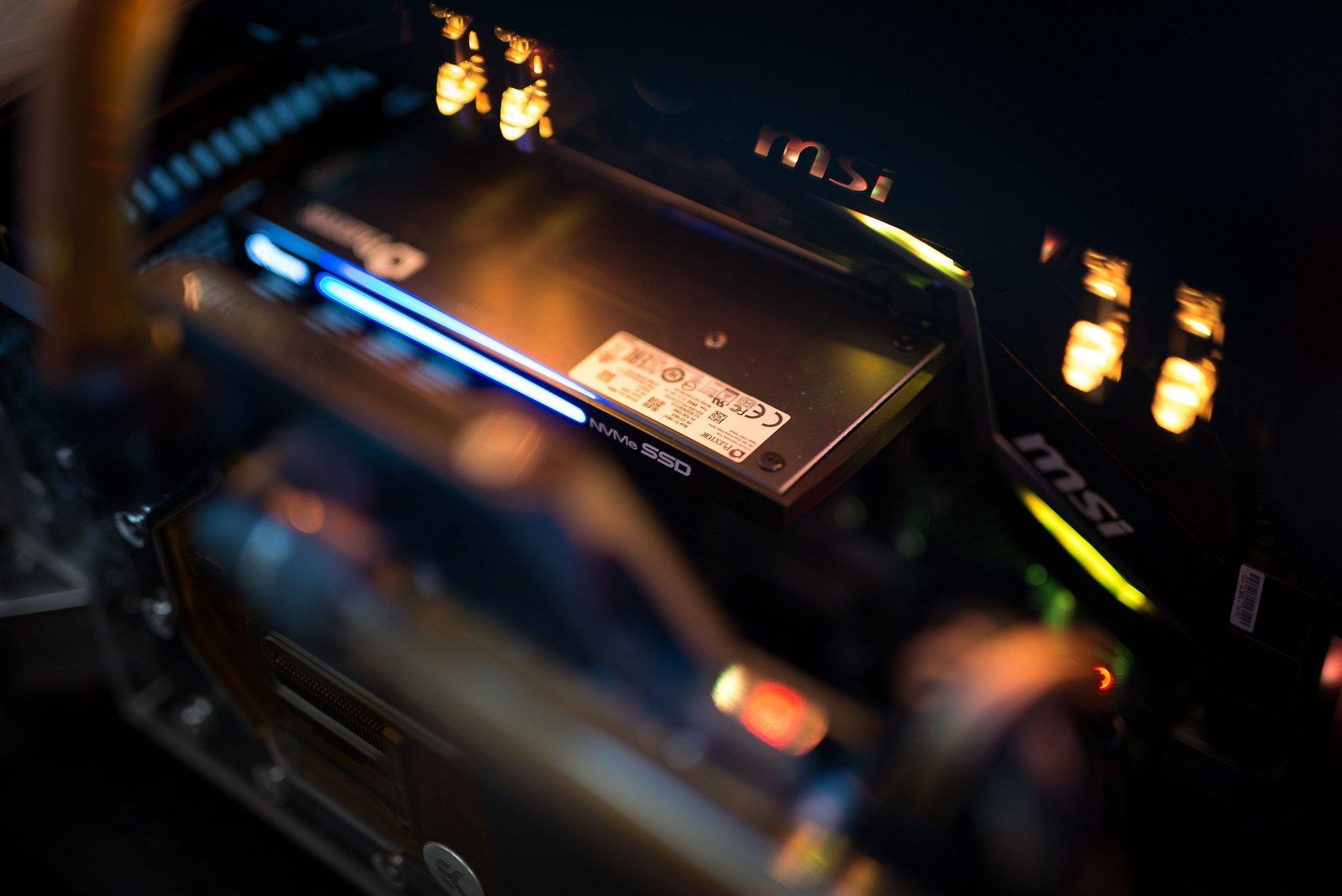 Ceny dysków SSD rekordowo niskie. Zbliżają się do kolejnej bariery