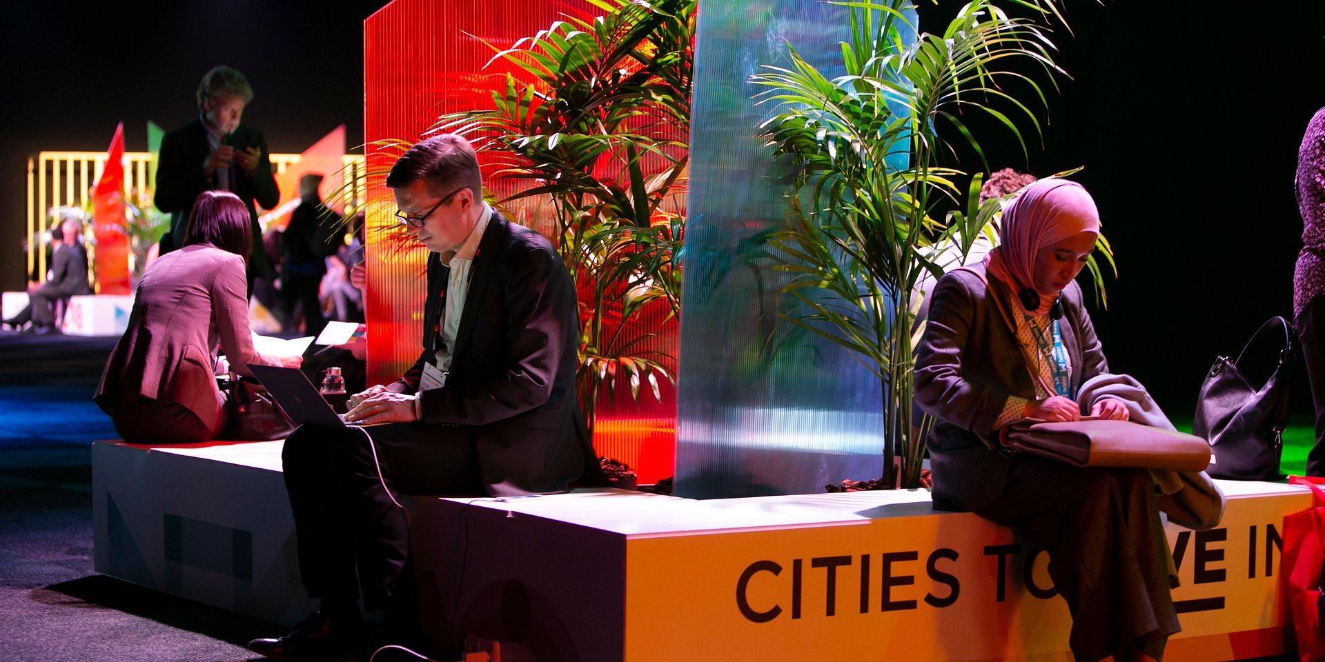 SMART CITY EXPO WORLD CONGRESS 2019 IN BARCELONA