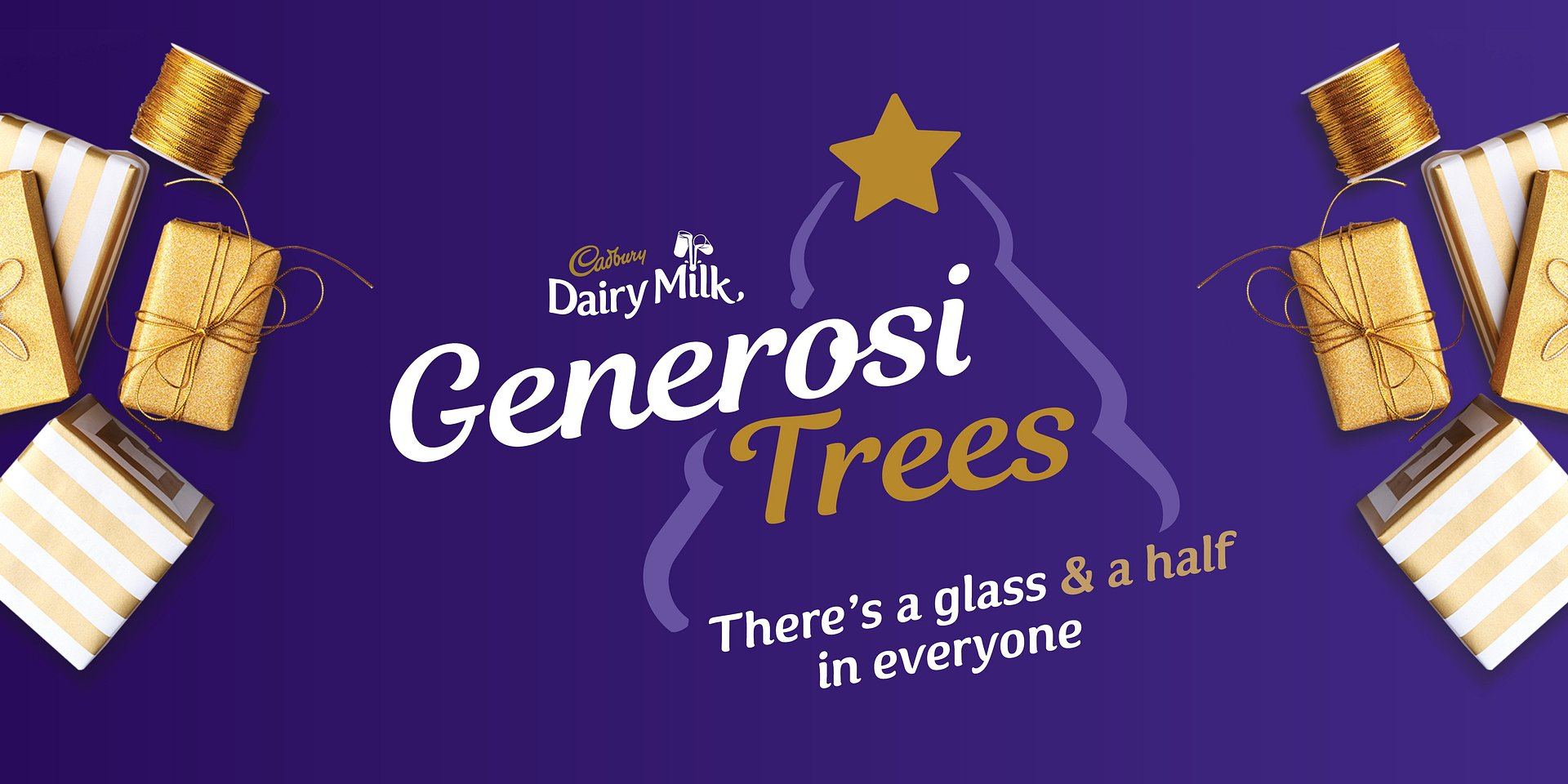 GenerosiTrees to Inspire the Spirit of Generosity this Festive Season