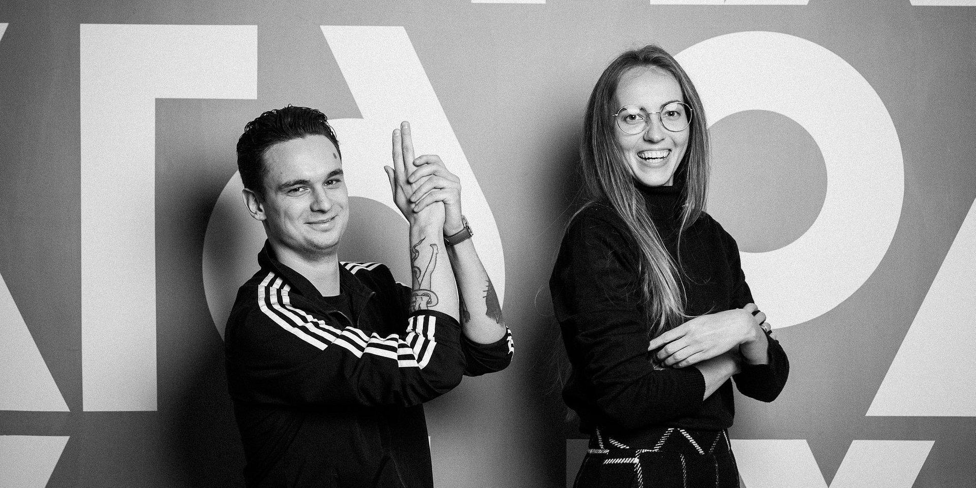 Nadiya Dziedzic i Maciej Kaczorowski wśród nominowanych w konkursie Young Creatives Eurobest w kategorii Planners