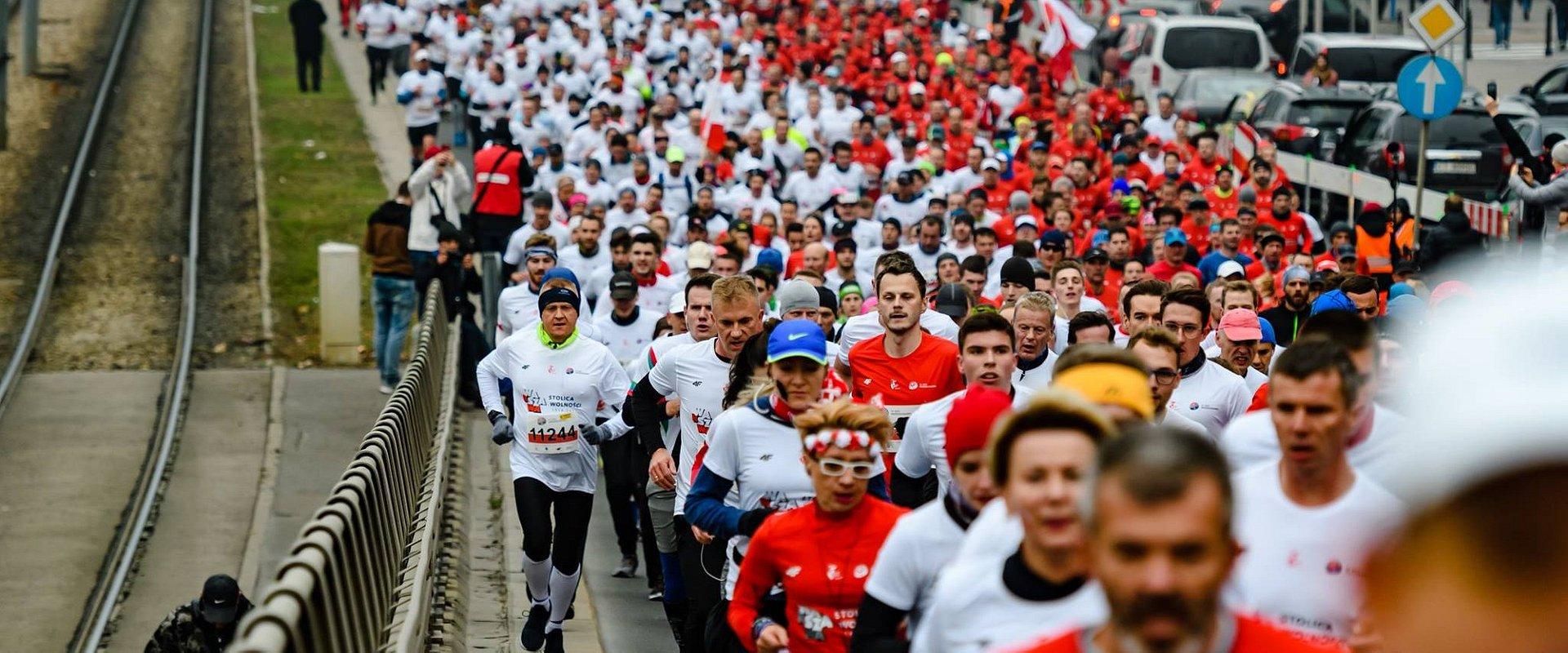 Świętuj z PKO Bankiem Polskim odzyskanie niepodległości na biegowo!