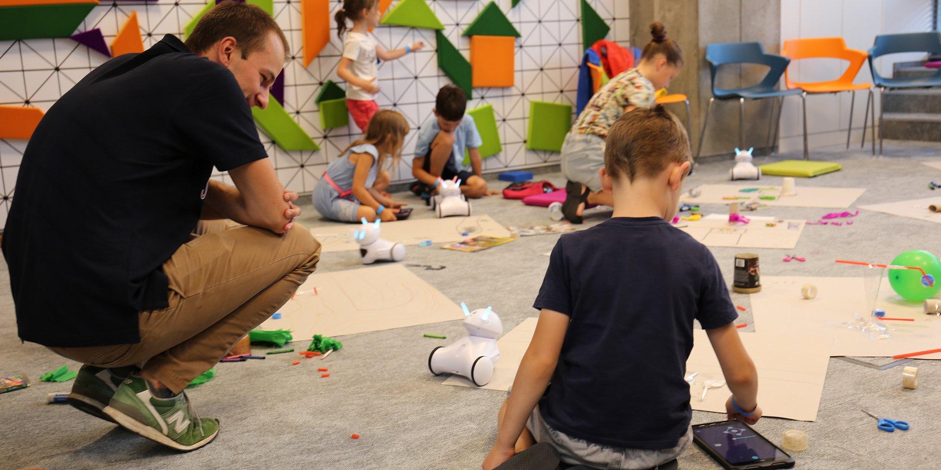 Bezpłatne zajęcia dla dzieci z placówek pieczy zastępczej