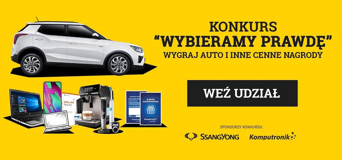 Komputronik i Onet.pl wybierają prawdę. Startuje nowa kampania marek