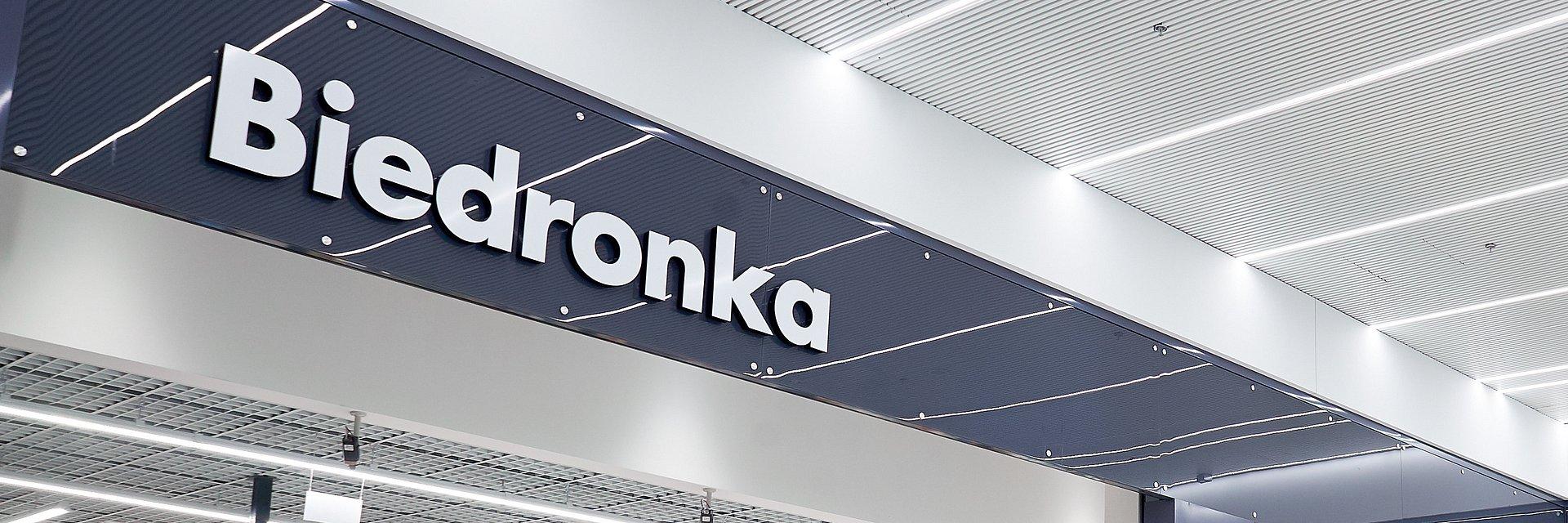 Biedronka kolejny raz Top Marką wśród sieci handlowych