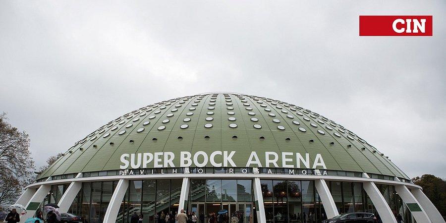 CIN na reabilitação do Super Bock Arena