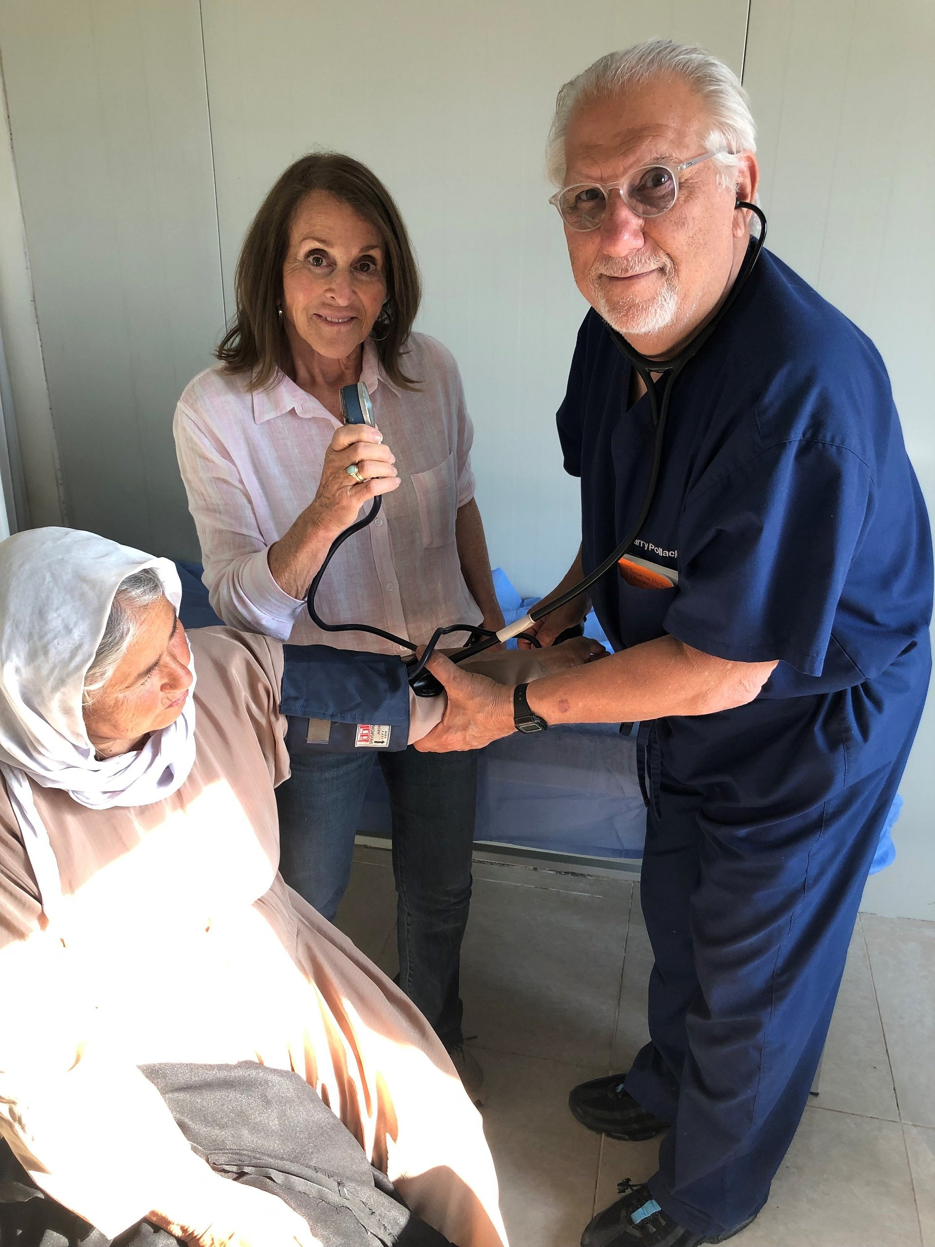 Coldwell Banker's Margaret Pollack Returns from Week-Long Medical Trip in Iraq with Health-E-Charity