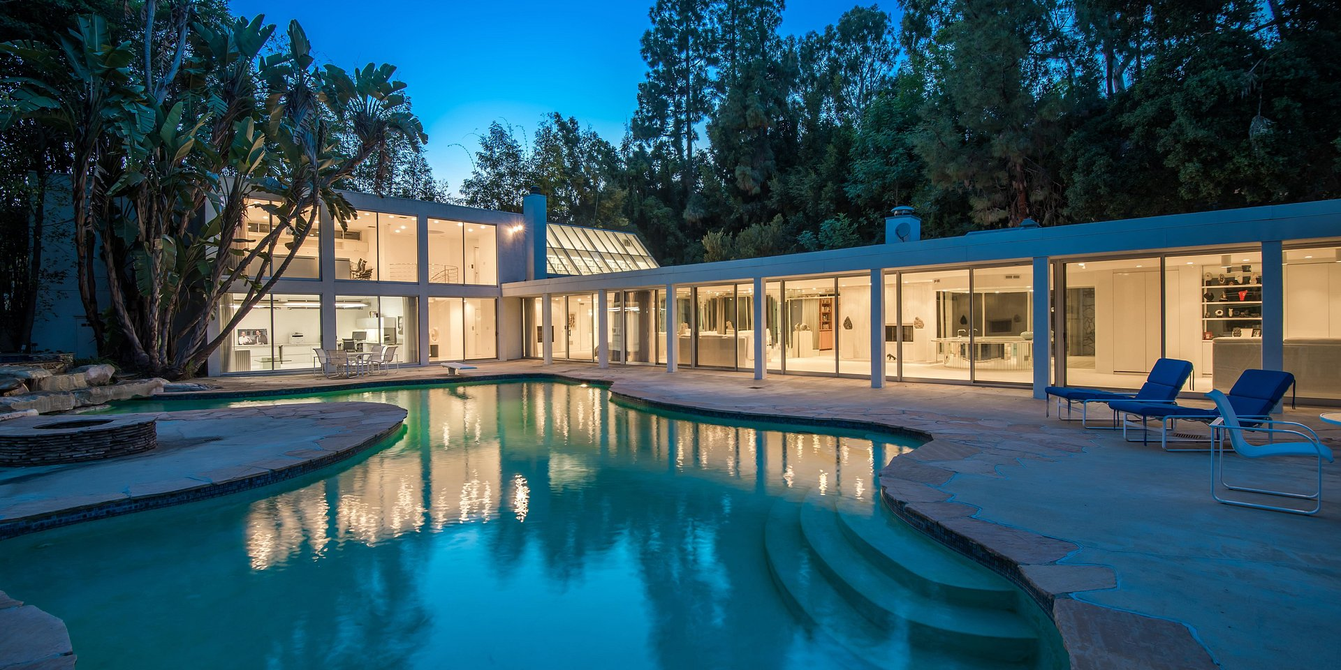 Coldwell Banker Residential Brokerage Lists the Former Los Angeles Home of Authors & Futurists Alvin & Heidi Toffler for $12.9 Million