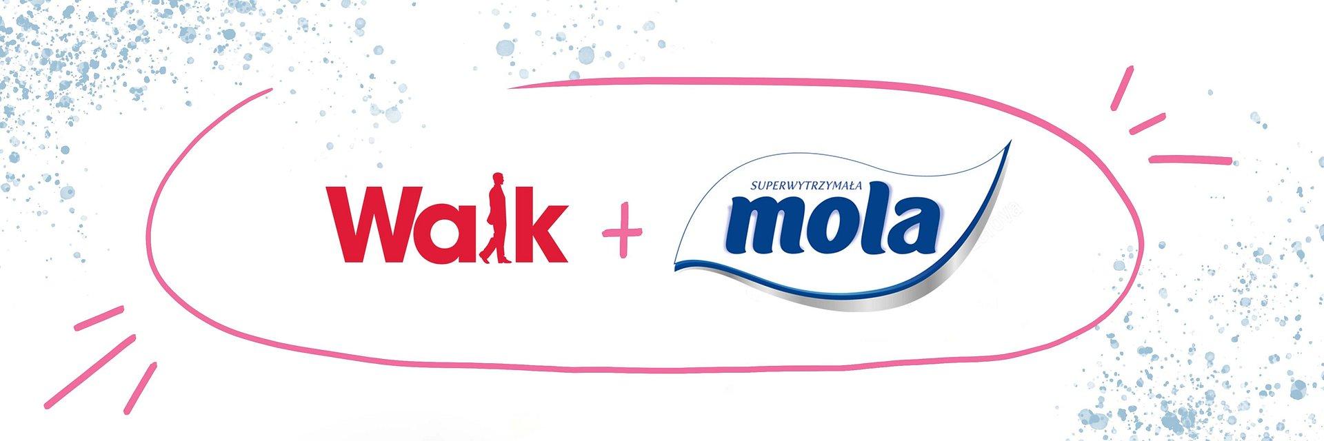 Walk z kampanią dla Mola