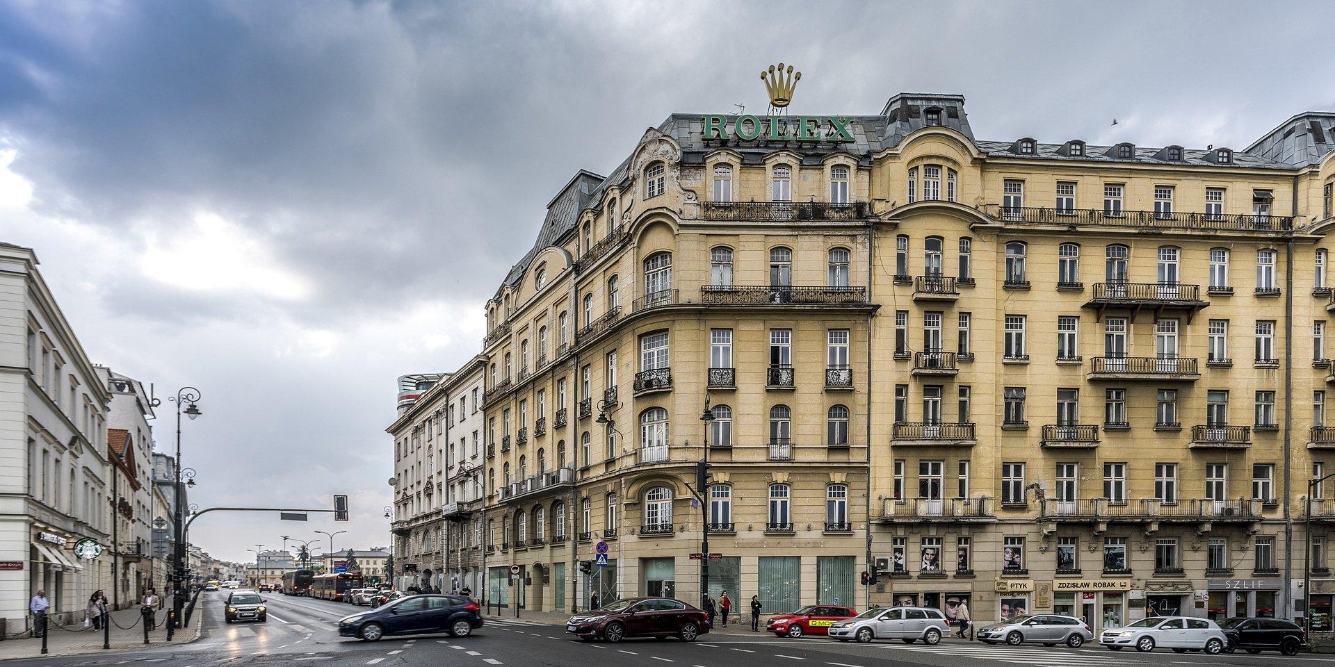 Zabytkowa kamienica Natansona przy Nowym Świecie w Warszawie sprzedana