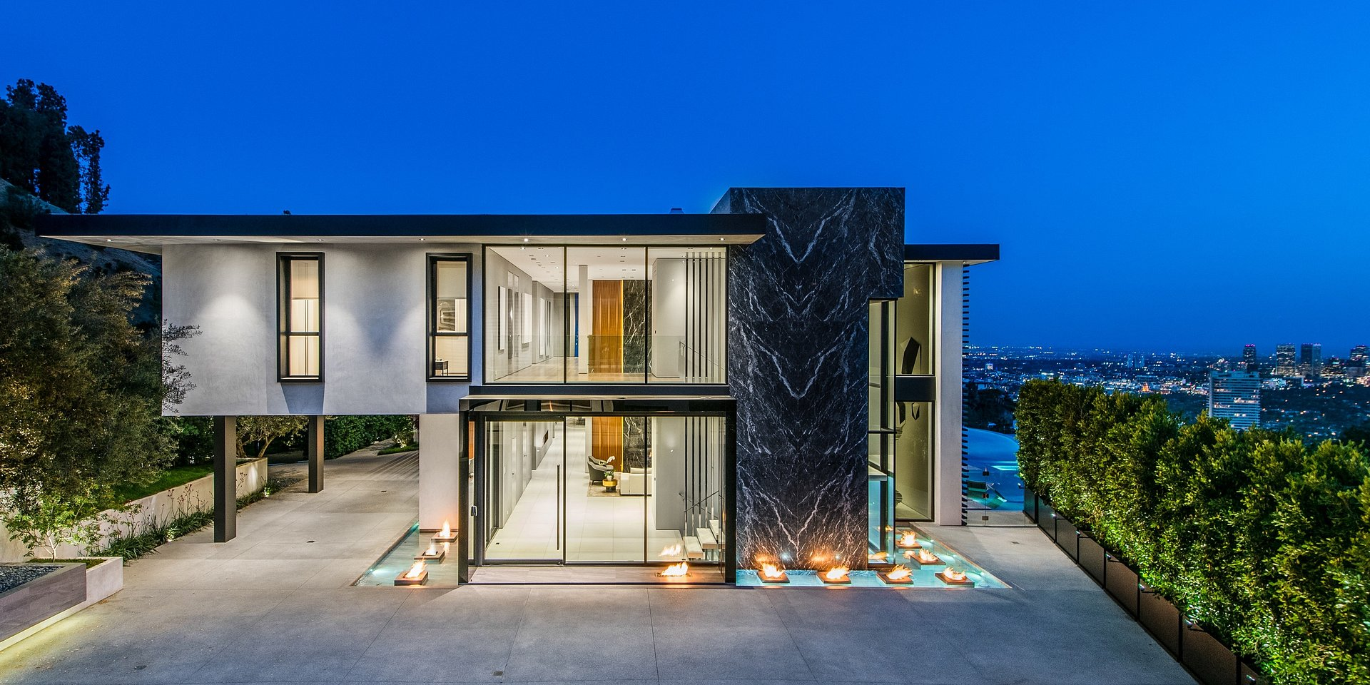 Coldwell Banker Residential Brokerage Lists Sunset Strip Property for $29.75 Million