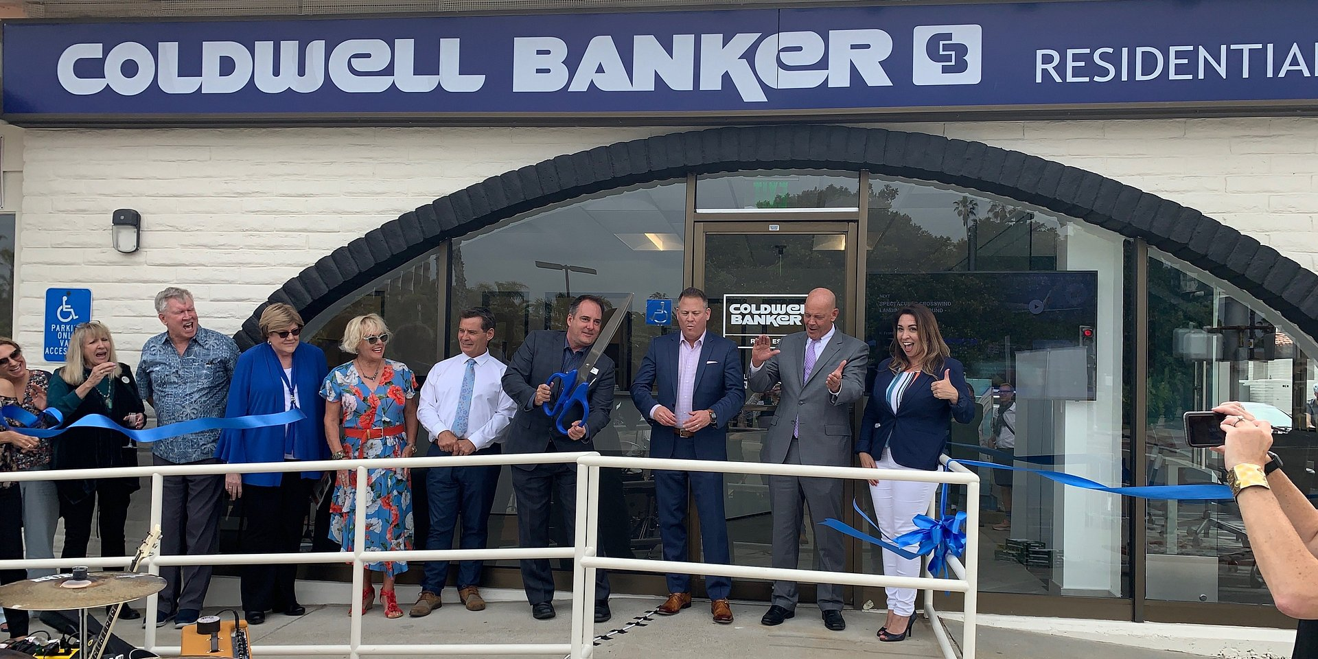 Coldwell Banker Residential Brokerage Celebrates Grand Opening of Its Pacific Beach Office
