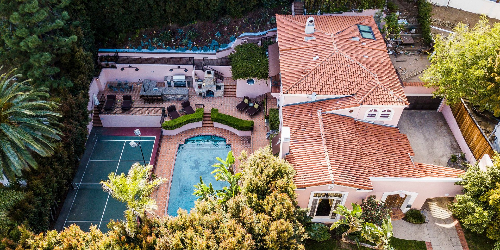 Coldwell Banker Residential Brokerage Lists the Former Los Angeles Home of an American Actor for $2.85 Million