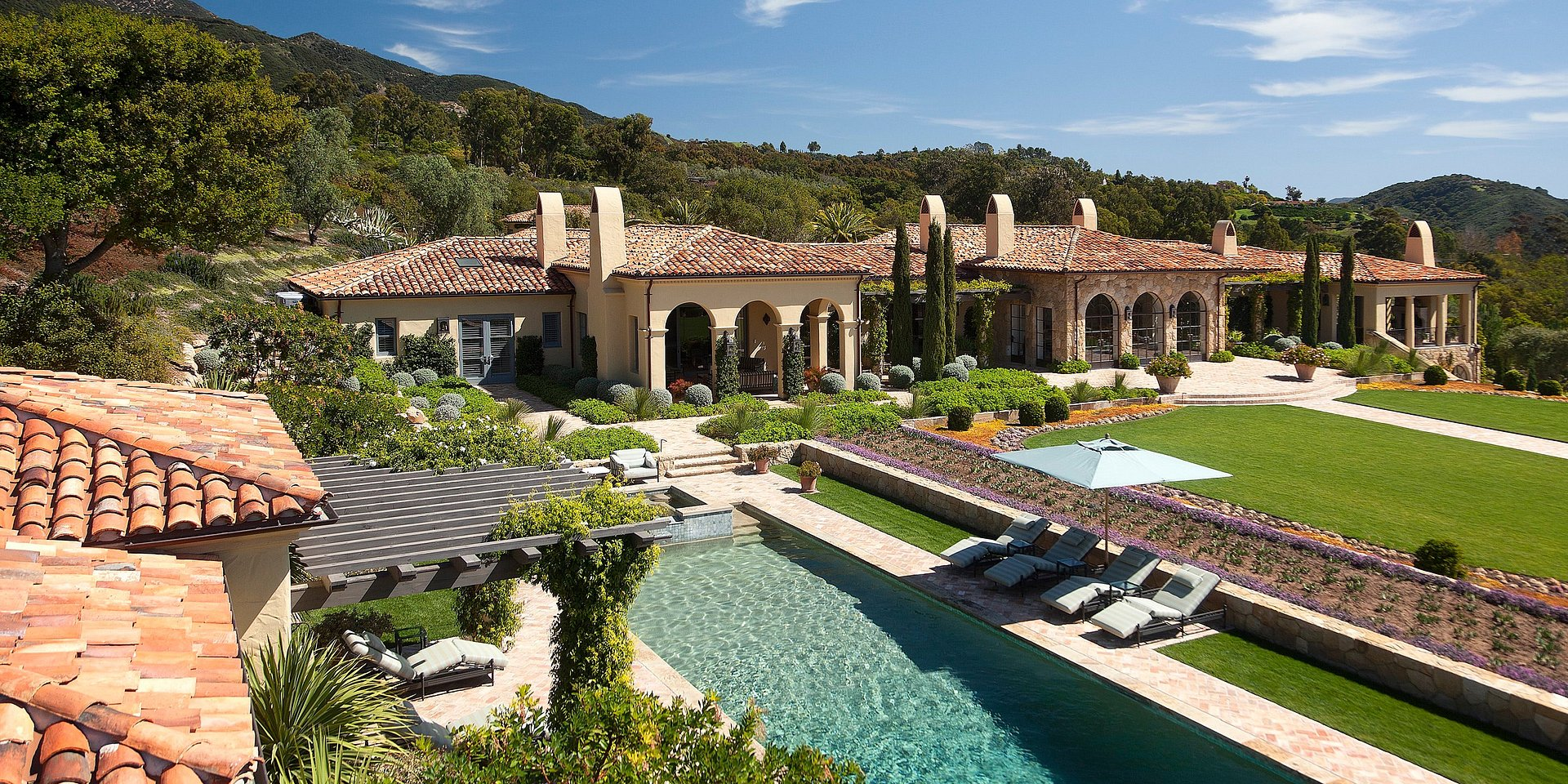 Coldwell Banker's Hyatt Riaz Announces Newly Listed Montecito Property for $17,000,000