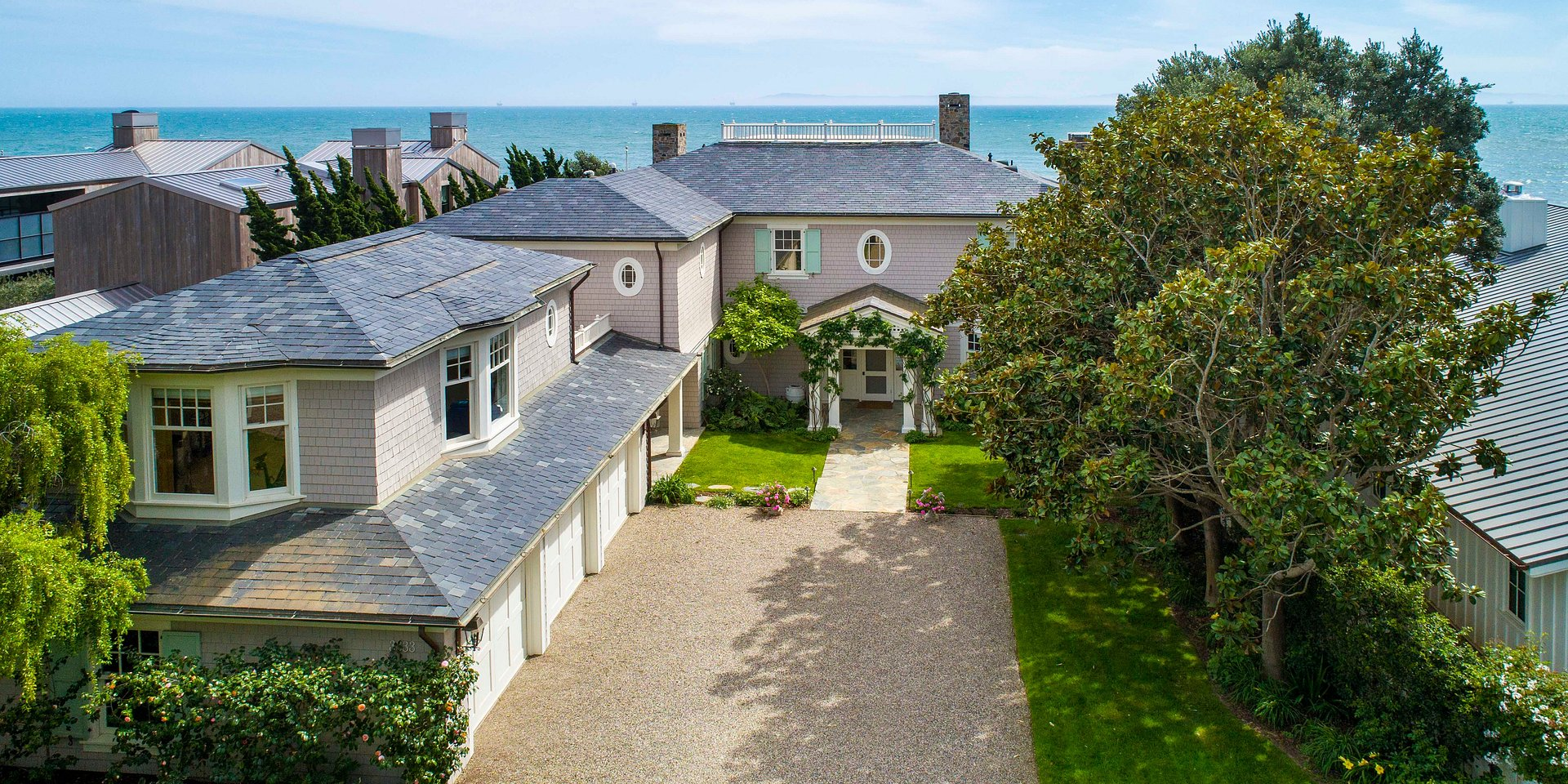 Coldwell Banker Residential Brokerage Lists Oceanfront Carpinteria Property for $23.75 Million