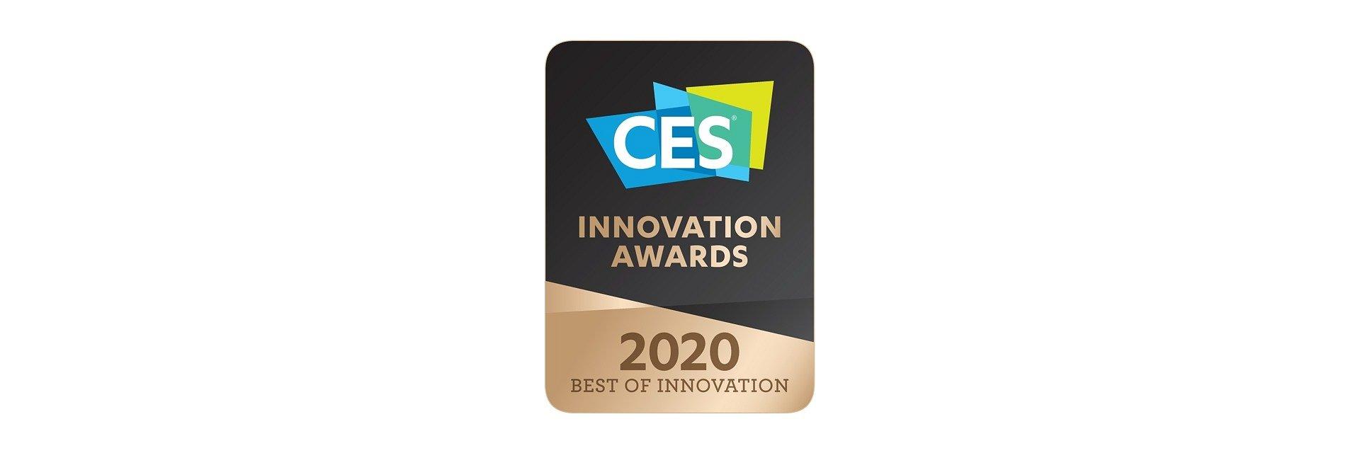 LG z prestiżowymi nagrodami 2020 CES Innovation Awards
