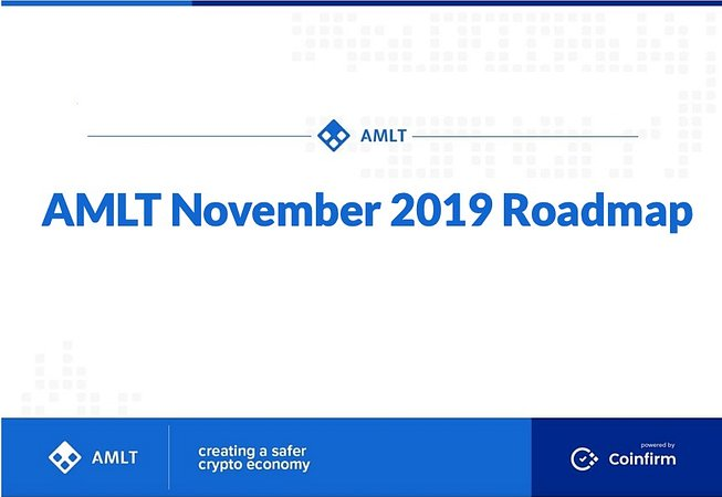 AMLT Oracle POC + more in the November Roadmap