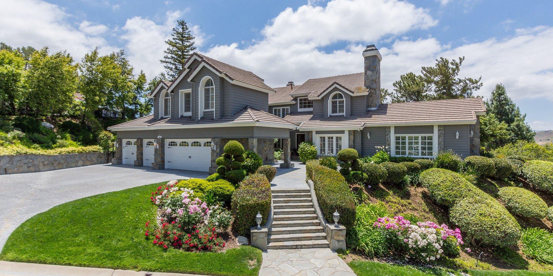 Coldwell Banker Residential Brokerage Lists Westlake Village Property for $2.6 Million