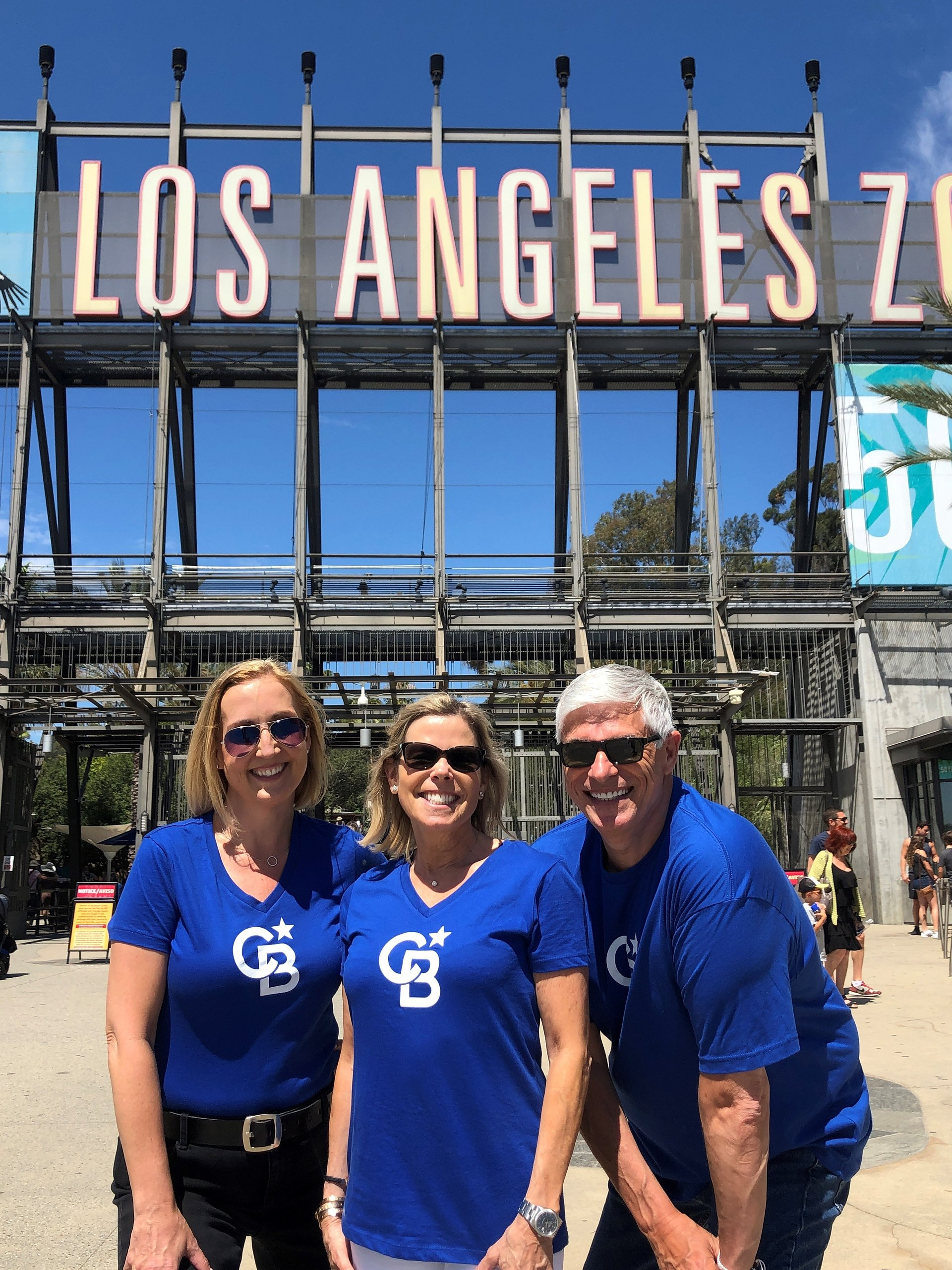 Coldwell Banker Residential Brokerage Hosts Clients for Life Los Angeles Zoo Event