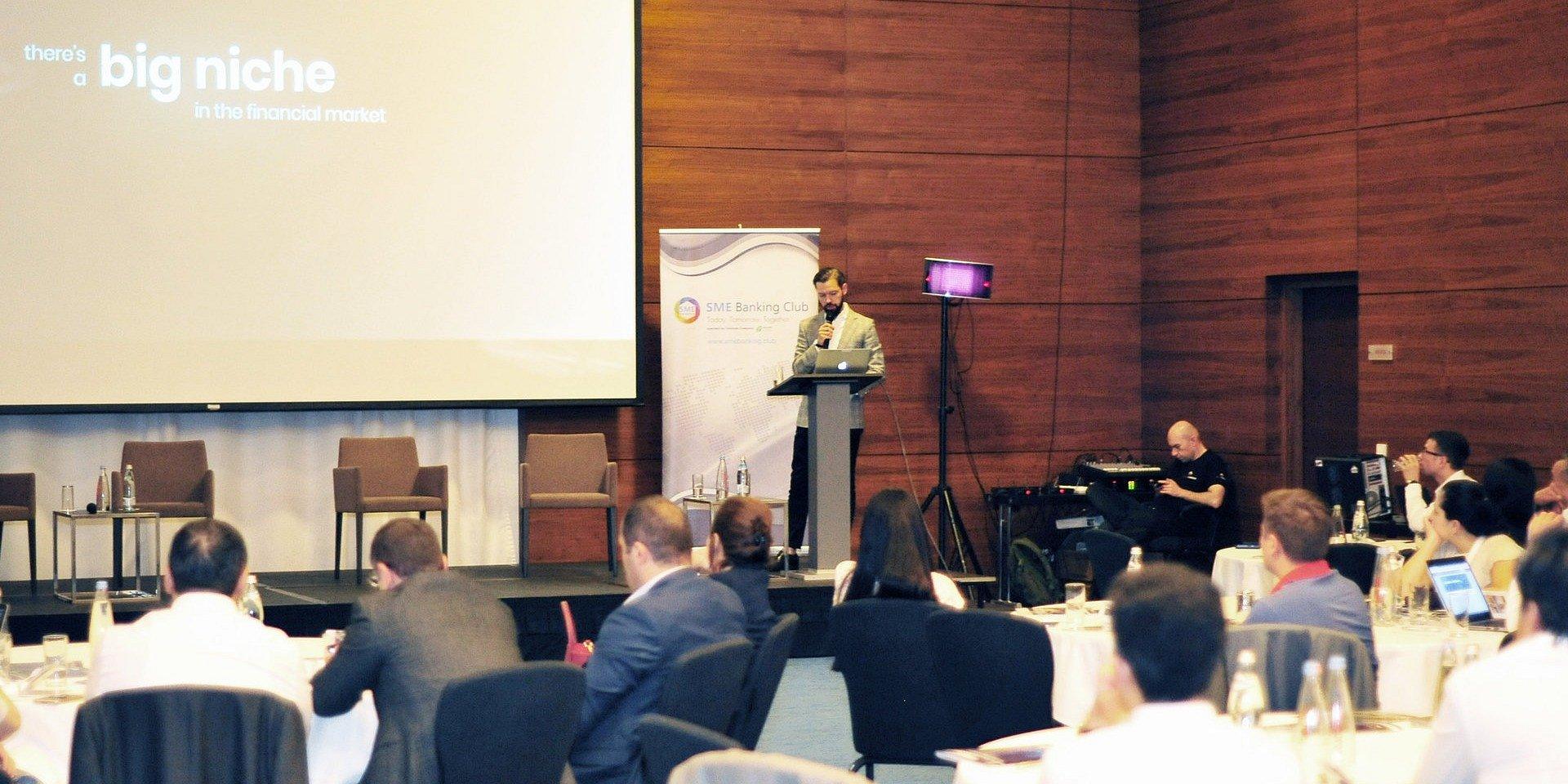 SMEO na corocznym spotkaniu SME Banking Club w Tibilisi - relacja