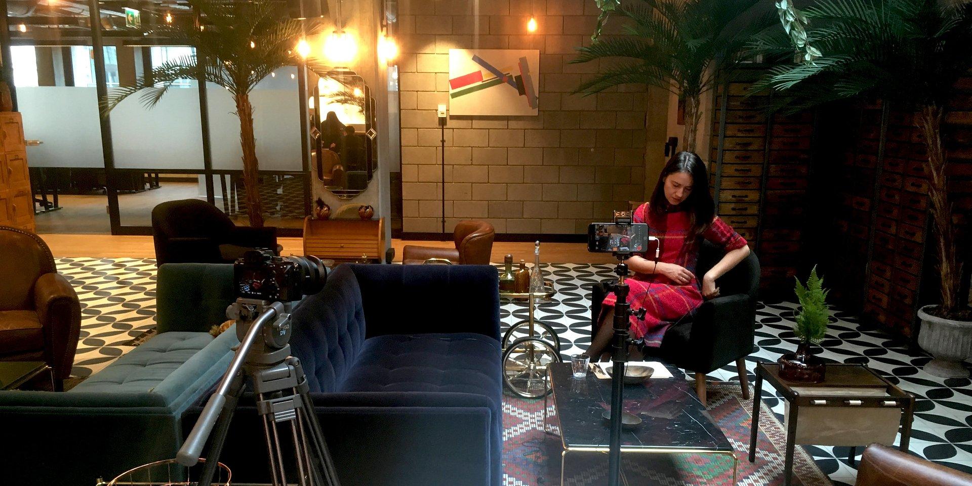 Rozmowy kuluarowe: filmuj.pro podpytuje Content Espresso