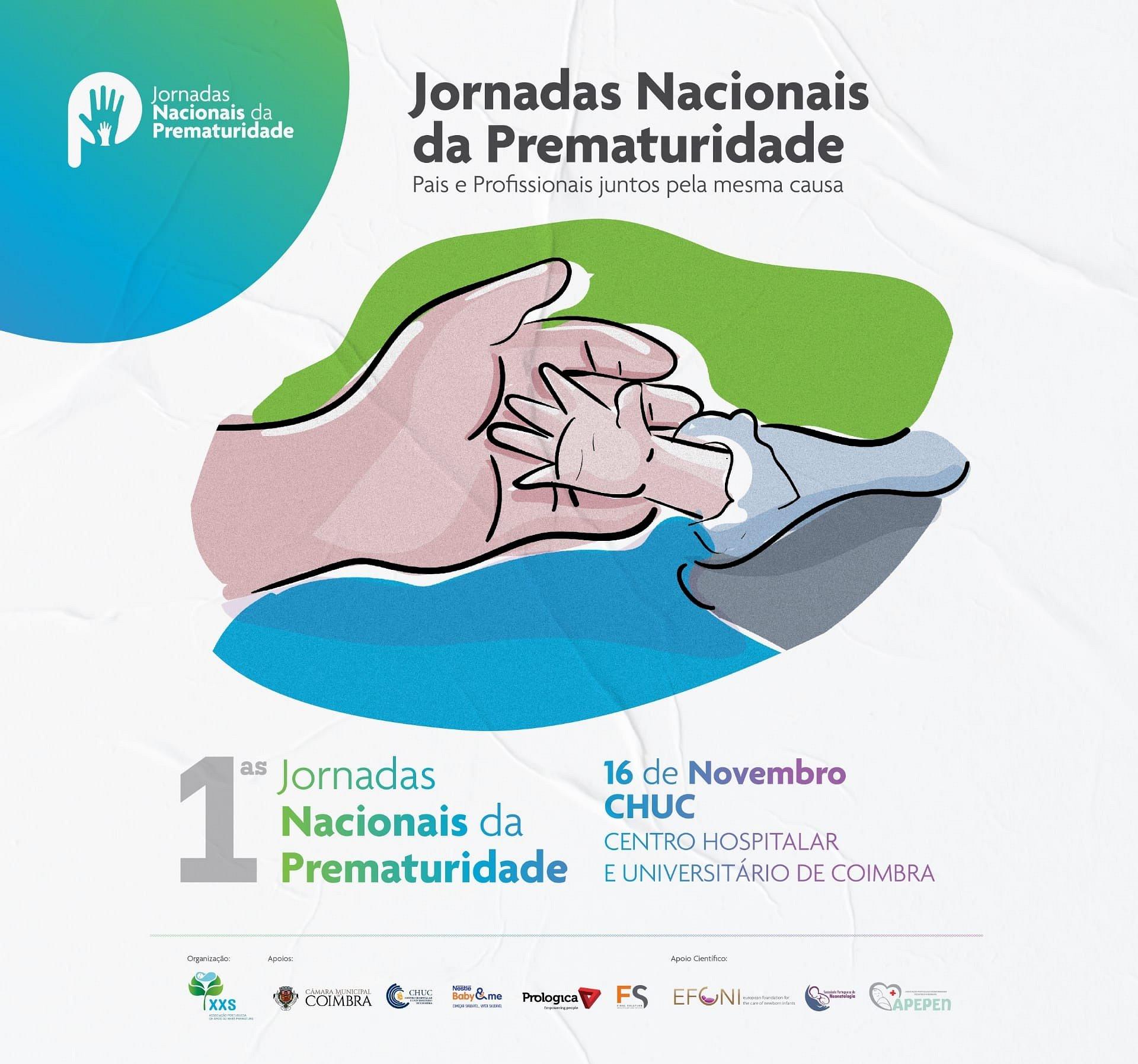 Coimbra recebe as Primeiras Jornadas Nacionais da Prematuridade e Concerto XXS