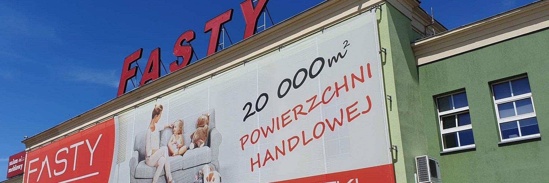 Nowy salon sprzedaży w białostockim Centrum Handlowym Fasty!