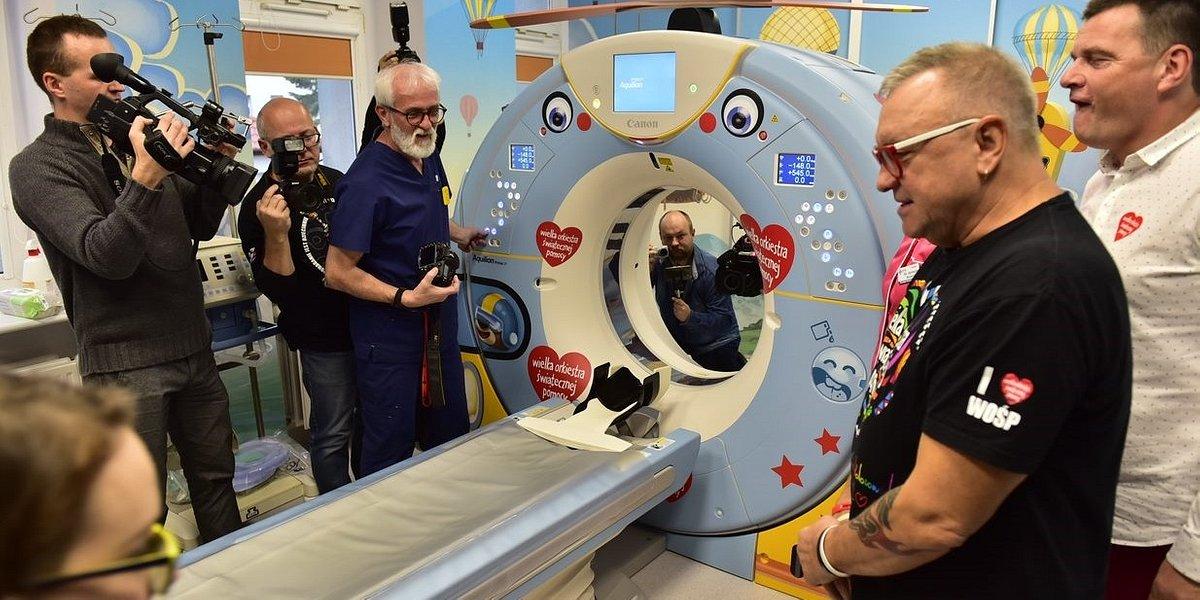 Dary od WOŚP o wartości 4 mln złotych trafiły do szpitala w Ostrowie Wielkopolskim