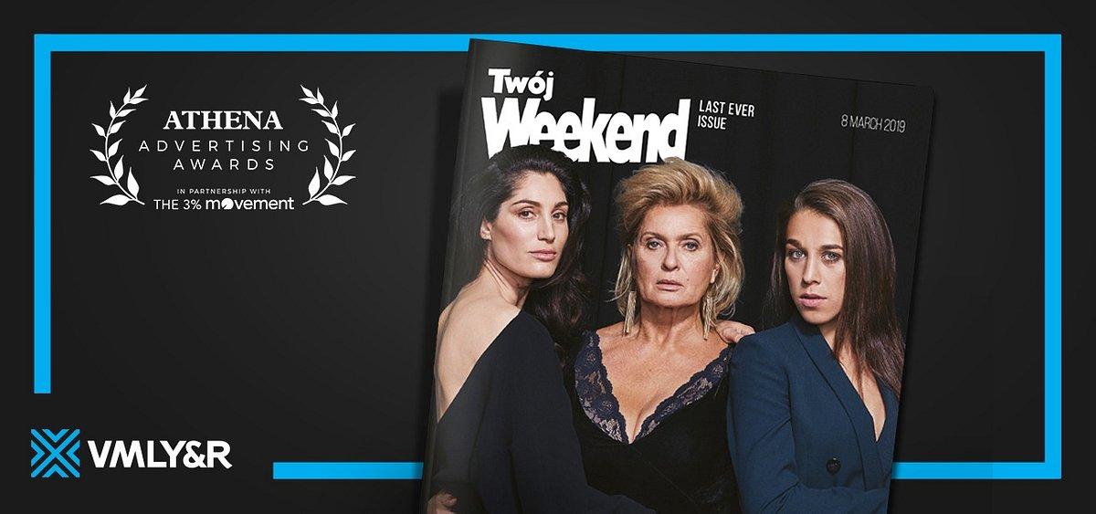 """""""Ostatni Twój Weekend"""" z nagrodą na Athena Ad Awards"""