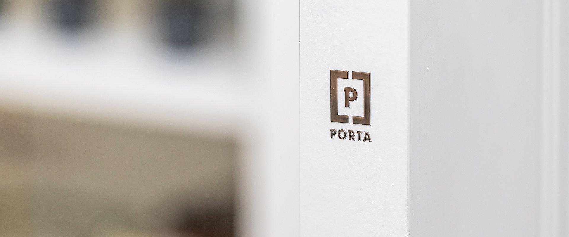 Dorota Szelągowska pokazała swoje mieszkanie z drzwiami PORTA