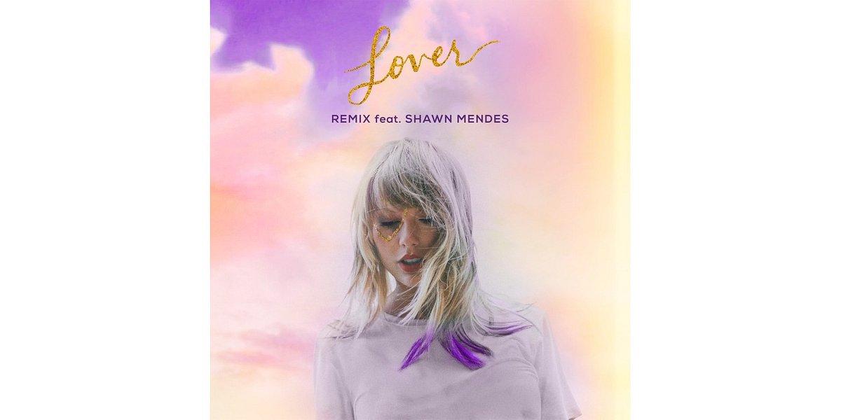"Taylor Swift i Shawn Mendes razem w remiksie ""Lover"""