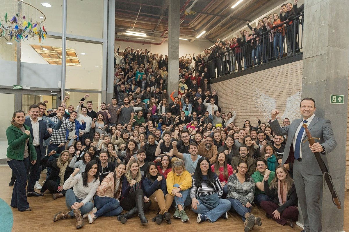 """Doctoralia é uma das 10 melhores empresas para """"viver bem"""" no Brasil"""