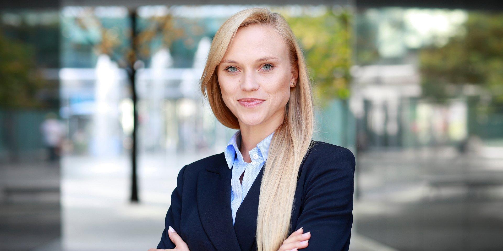 Aleksandra Karczewska dołączyła do Colliers International