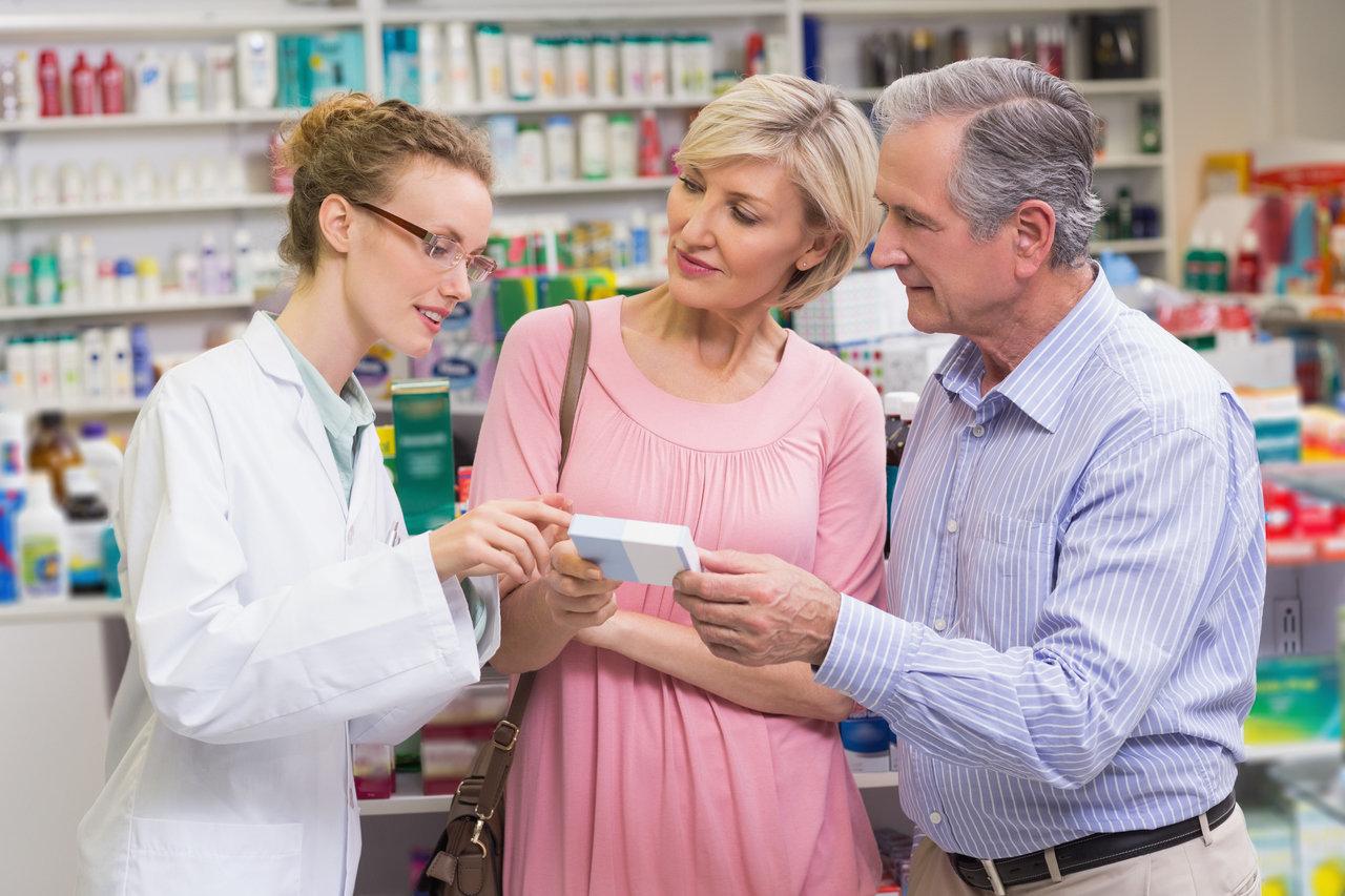 Wojna o leki w sklepach