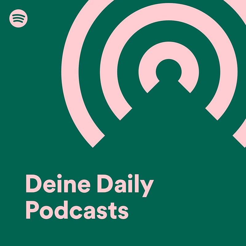 """Personalisierte Podcast-Empfehlungen mit """"Deine Daily Podcasts"""" entdecken"""