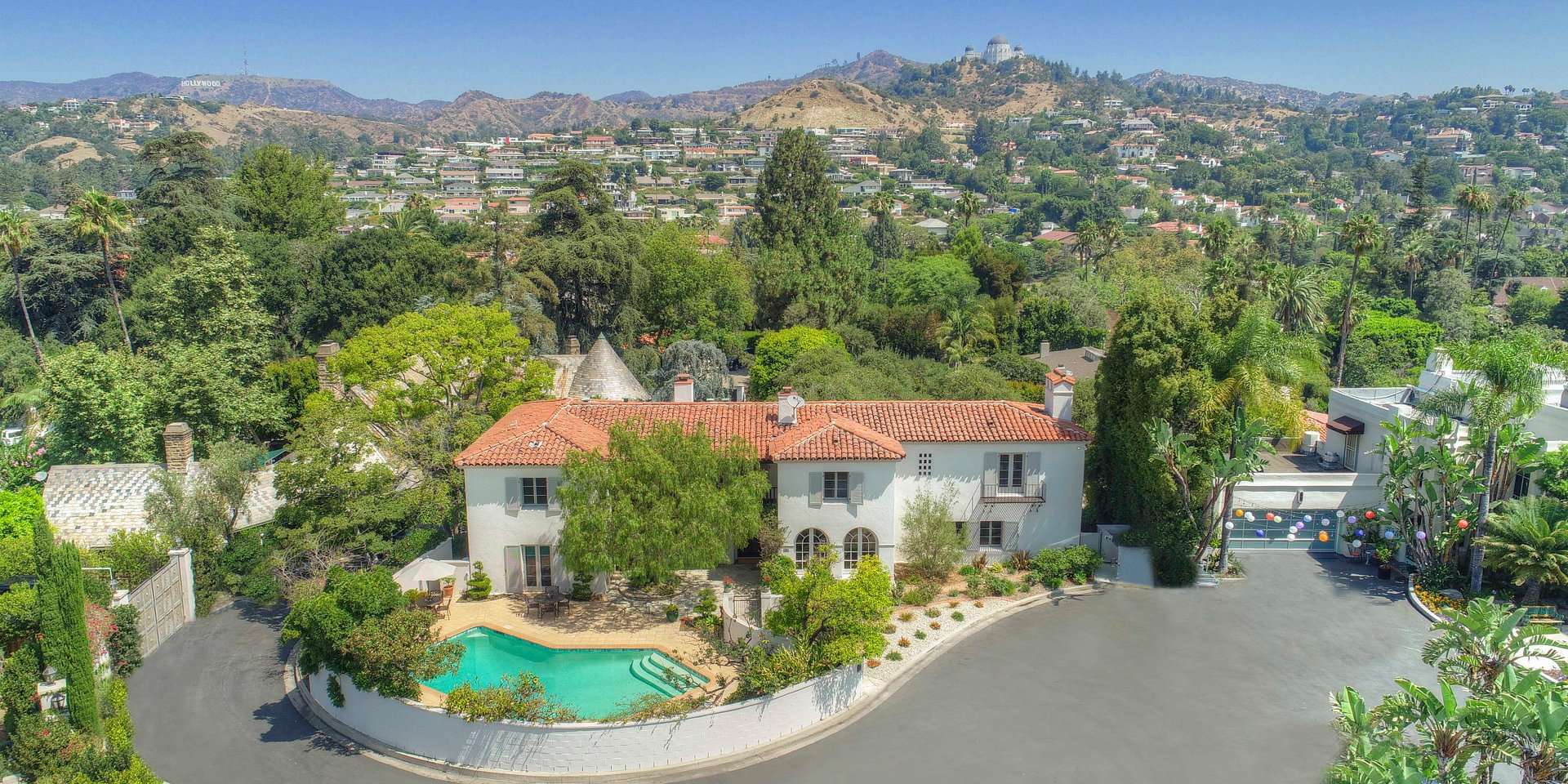 Coldwell Banker Residential Brokerage Lists Los Angeles Property Designed by Playboy Mansion Architect for $7 Million