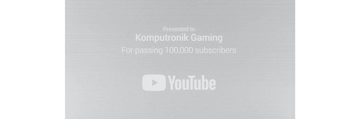Kanał Komputronik Gaming z prestiżowym wyróżnieniem!