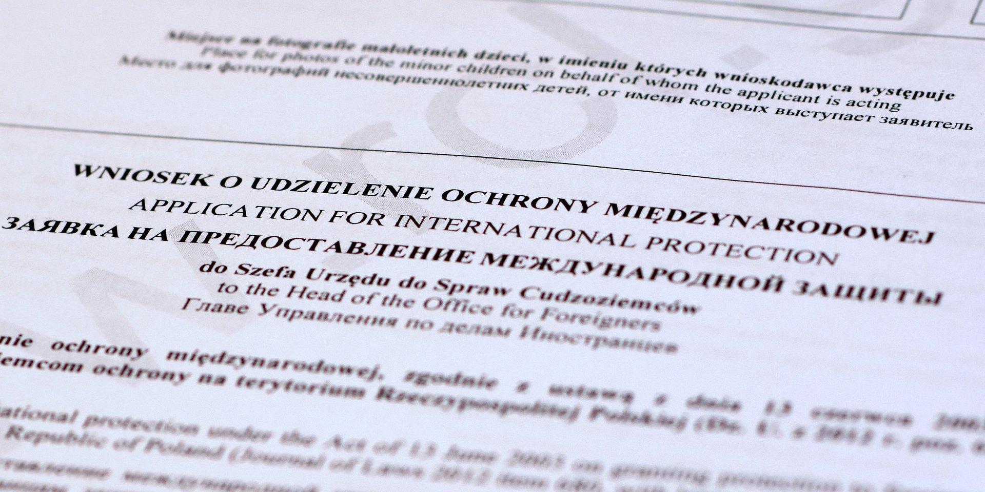 Ochrona międzynarodowa po III kwartale 2019 r.