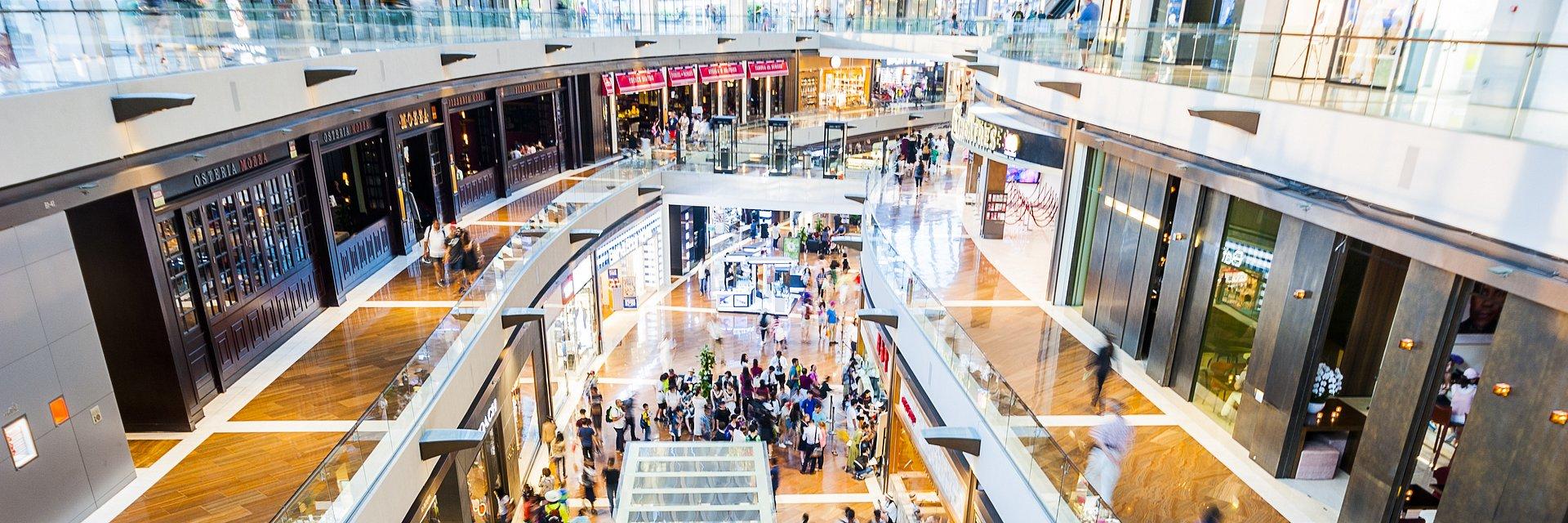 Rynek powierzchni handlowych osiągnął fazę dojrzałości