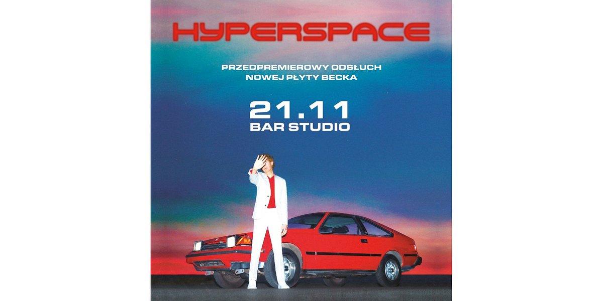 """Beck – """"Hyperspace"""": odsłuch płyty dzień przed premierą"""