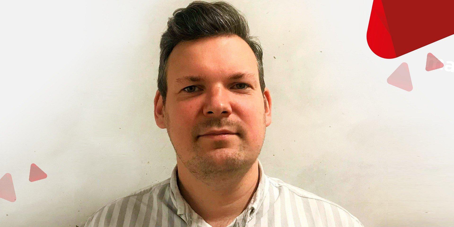Maciej Małek Podcast Managerem w grupie LTTM.