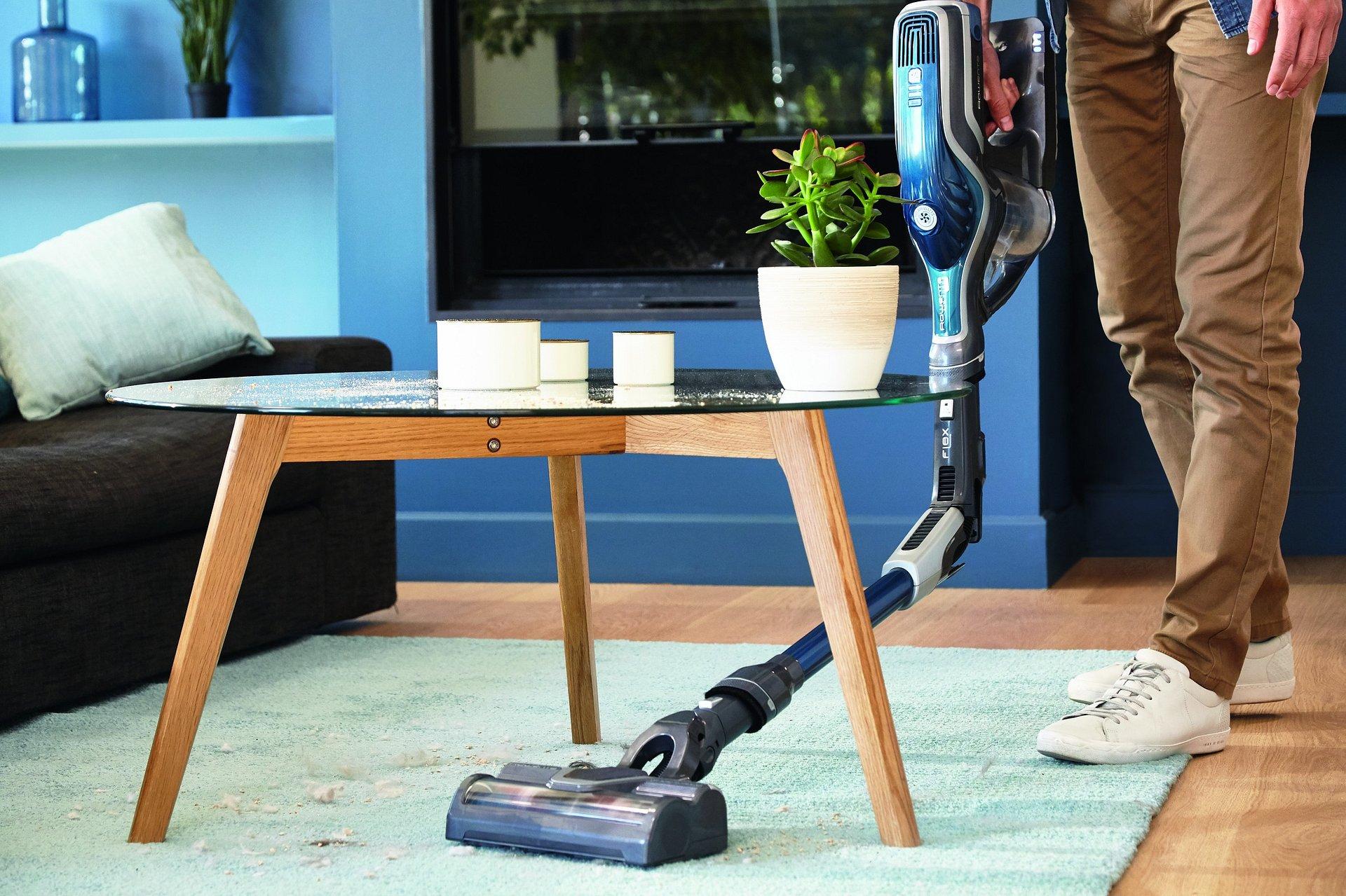 Rowenta apresenta os novos aspiradores verticais: Elegantes, versáteis e eficazes na limpeza da sua casa
