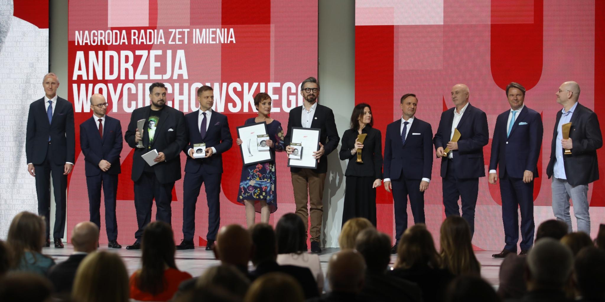Laureaci Nagrody Radia ZET im. A. Woyciechowskiego 2019