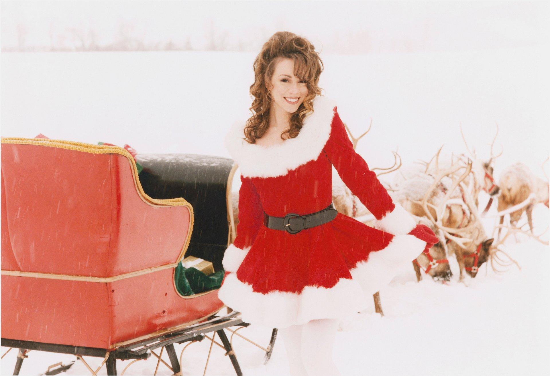 Spotify und Mariah Carey starten mit exklusivem Enhanced Album und persönlichem Video in die Weihnachtszeit
