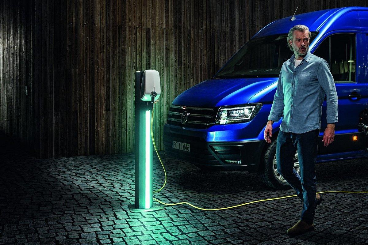 Walk z pierwszą lokalną kampanią wizerunkową dla marki Volkswagen Samochody Dostawcze