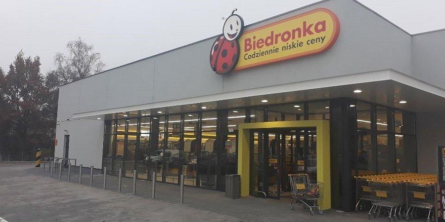Technologie i komfort: nowa Biedronka w Inowrocławiu