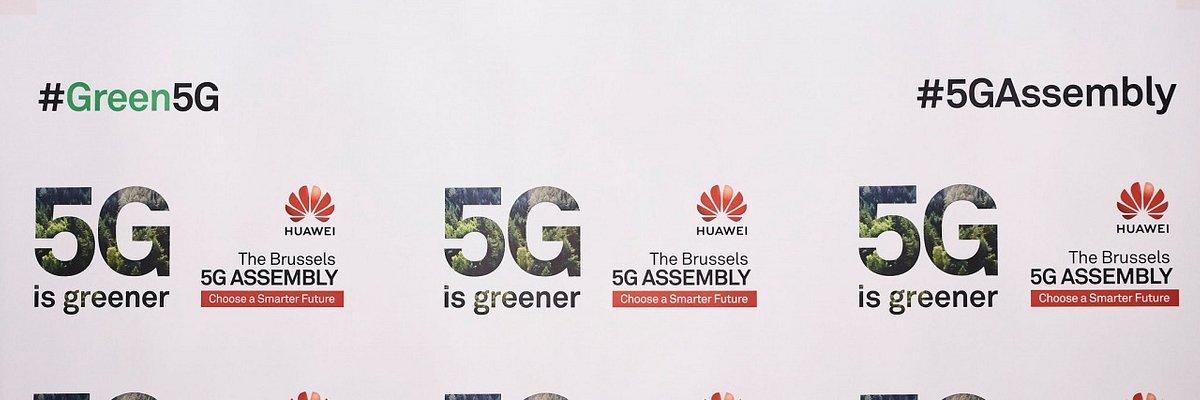 Huawei: nasze 5G jest ekologiczne z natury