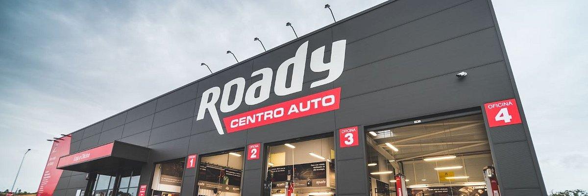 Roady marca presença na Mecânica
