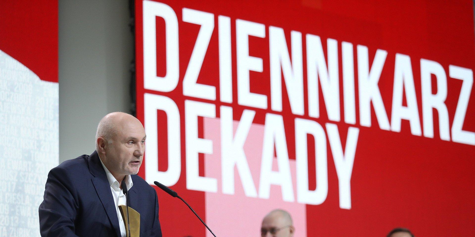 Adam Pieczyński laureatem Nagrody Specjalnej Radia ZET im. Andrzeja Woyciechowskiego!