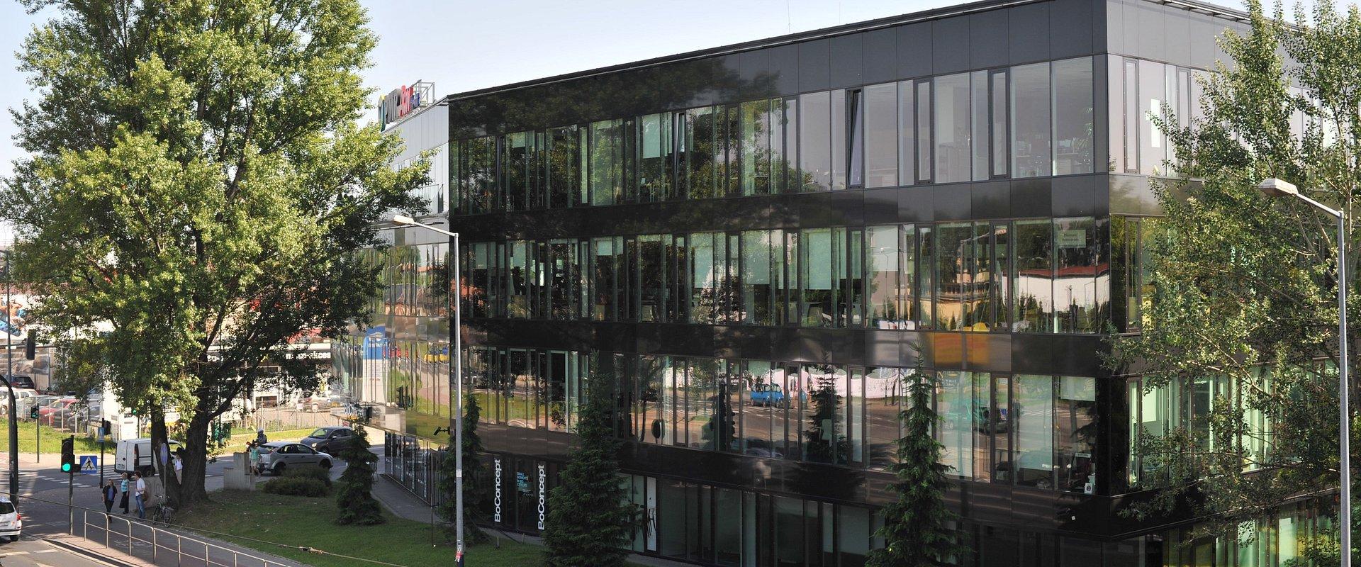 New tenant in Diamante Plaza in Kraków